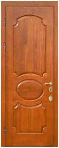 Стальные двери МДФ