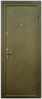Стальные двери с порошковым покрытием